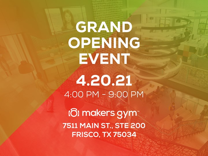 Makers Gym Grand Opening